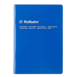デルフォニックス(DELFONICS) ロルバーンノート B6 500049 424 ブルー│ノート・メモ 大学ノート・綴じノート
