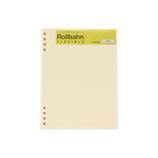 デルフォニックス(DELFONICS) ロルバーン フレキシブル リフィル 方眼 L 500707 200 クリーム│ノート・メモ リングノート
