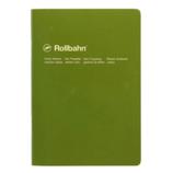 デルフォニックス(DELFONICS) ロルバーンノート B6 500049 228 オリーブ│ノート・メモ 大学ノート・綴じノート