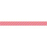 マークス(MARKS) マスキングテープ ベーシック カラフリー カラフル MST−MKT02−PK ピンク│シール マスキングテープ