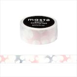 マークス(MARKS) マスキングテープ マルチ アメイジングライフ バブル│シール マスキングテープ