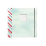 マークス(MARKS) アルバム・ポケット付 M デコラ DCP−PAL01 ブルー