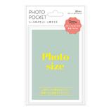 マークス(MARKS) シール付ポケット・L判写真用サイズ デコラ DCP−PPK01−A 20枚入