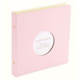 マークス(MARKS) スクラップ用アルバム デコラ DCP‐SAL01‐PK ピンク