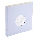 マークス(MARKS) スクラップ用アルバム デコラ DCP‐SAL01‐PL パープル