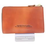キャサリンハムネット ミドルBOX 59202 オレンジ
