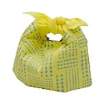 現代百貨 knot ランチバッグ A392 YELLOW│お弁当箱 お弁当袋・ランチベルト
