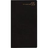 【2020年1月始まり】 博文館 2年連用手帳 デイリー 159 黒