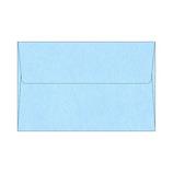 ピンナップ 定形横型封筒 ラシャ ES81 水色│封筒・はがき 洋封筒