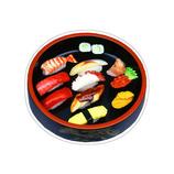ピンナップ ダイカットポストカード DP01 お寿司