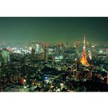 ピンナップ ポストカード 東京タワー 近辺 TY29