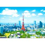 ピンナップ ポストカード 東京タワー 増上寺 TY56
