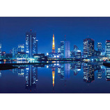 ピンナップ ポストカード 東京タワー 東京湾に映る TY57