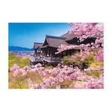 ピンナップ 京都 清水寺 桜 HA24│カード・ポストカード グリーティングカード