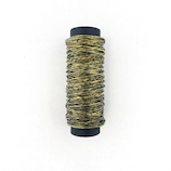Wire Lab 和紙ワイヤー 黒金色 20m巻
