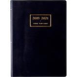 【2019年1月始まり】 高橋書店 No.84 3年卓上ニューダイアリー A5 デイリー ブラック