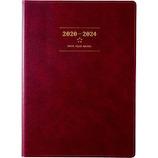 【2020年1月始まり】 高橋書店 No.98 5年卓上日誌 A5 デイリー ワイン
