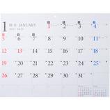 【2020年版・壁掛】高橋書店 E51 エコカレンダー壁掛 B3