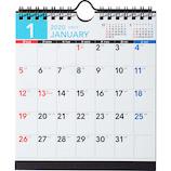 【2020年版・壁掛卓上兼用】高橋書店 E105 エコカレンダー A5変型