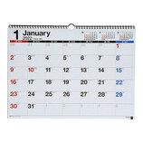【2022年版・壁掛】 高橋書店 E16 エコカレンダー 壁掛 A3判│カレンダー 壁掛けカレンダー