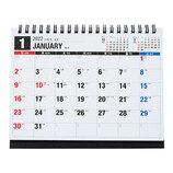 【2022年版・卓上】 高橋書店 E154 エコカレンダー 卓上 B6判│カレンダー 卓上カレンダー