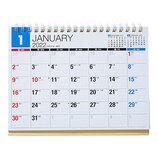 【2022年版・卓上】 高橋書店 E155 エコカレンダー 卓上 B6判│カレンダー 卓上カレンダー