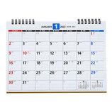 【2022年版・卓上】 高橋書店 E157 エコカレンダー 卓上 B6判│カレンダー 卓上カレンダー