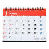 【2022年版・卓上】 高橋書店 E132 エコカレンダー 卓上 A6判│カレンダー 卓上カレンダー