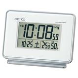セイコー(SEIKO) 温度・湿度表示付(アラーム2チャンネル) デジタル時計 SQ767W