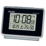 セイコー(SEIKO) 温度・湿度表示付(アラーム2チャンネル) デジタル時計 SQ767K
