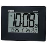 セイコー(SEIKO) 置掛兼用電波クロック SQ770K│時計 電波時計