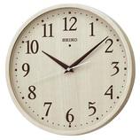 SEIKO ナチュラルスタイル電波掛時計 KX399A