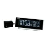 セイコー 選べる70色 チェンジカラ—電波クロック DL207S│時計 置き時計