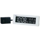 セイコー(SEIKO) チェンジカラー電波クロック DL205W
