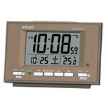 セイコー(SEIKO) 夜間自動点灯デジタル電波時計 SQ778B