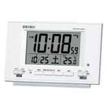 セイコー(SEIKO) 夜間自動点灯 デジタル電波時計 SQ778W