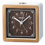 セイコー(SEIKO) 目覚まし時計 スタンダード KR898B│時計 壁掛け時計
