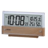 セイコー(SEIKO) 温度・湿度表示付デジタル時計 SQ782B