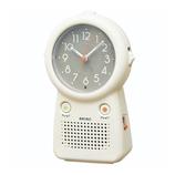 セイコー(SEIKO) 録音再生機能つき目ざまし時計 EF506C