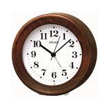 セイコー(SEIKO) ナチュラルスタイル目ざまし時計 KR899B ブラウン│時計 目覚まし時計
