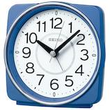 セイコー(SEIKO) アナログ電波クロック KR335L ブルー│時計 電波時計