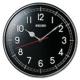セイコー(SEIKO) スタンダード電波掛時計 KX253S ブラック