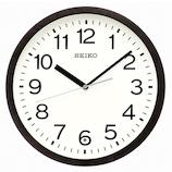 セイコー(SEIKO) 天然木枠シンプル電波掛時計 KX249K