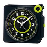 セイコー(SEIKO) 大音量目覚し 小型ライデン NR448K ブラック│時計 目覚まし時計