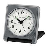 セイコー(SEIKO) 折畳型コンパクトアラーム QQ638S│時計 置き時計