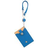 アジリティ(AGILITY) ピスト イタリアンシュリンク 16018769 ライトブルー│財布・名刺入れ パスケース