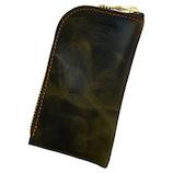 アジリティ(AGILITY) フィナンシェ 15830417 カーキ│財布・名刺入れ キーケース