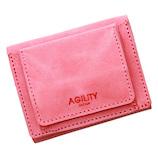 AGILITY リオン 16248907 ピンク│財布・名刺入れ 二つ折り財布