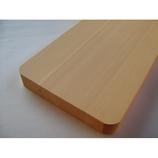 ヤマニ 天然木曽檜 接ぎまな板 380×200×30