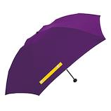 シューズセレクション Waterfront LIGHT CARBON TOKYO/JIYUGAOKA パープル/イエロー│レインウェア・雨具 折り畳み傘